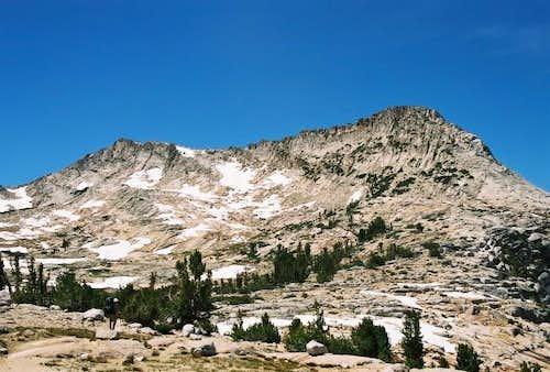 Vogelsang Peak as of July 4,...
