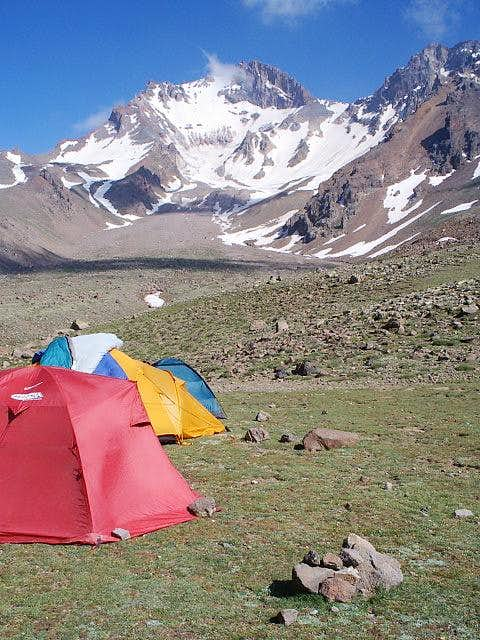 Sutdonduran Plateu 2650 m.