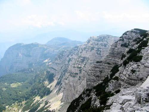 Pestibrdo ridge. July, 2004