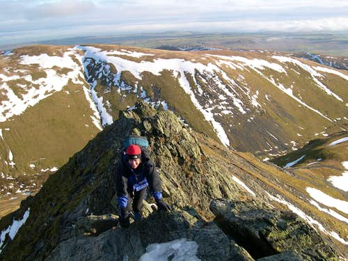 Penelope on the Sharp Edge, January 2010