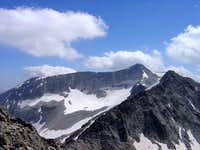 The Perdiguero (3222m) and...
