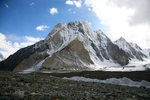 Peaks Around Concordia, Karakoram, Pakistan