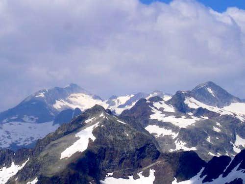 Eastern massif of Perdiguero