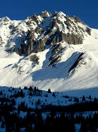 Massif de la Lauziere (2550m,South Face)