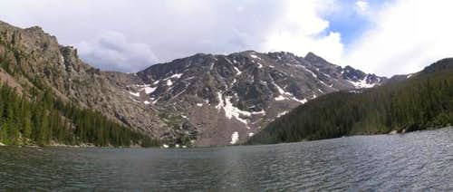 Eagles Nest Peak as seen from...