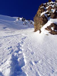 Summit Gully Variation 2