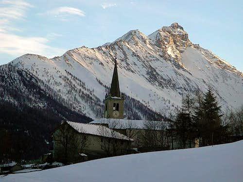 View from Saint Nicolas of...
