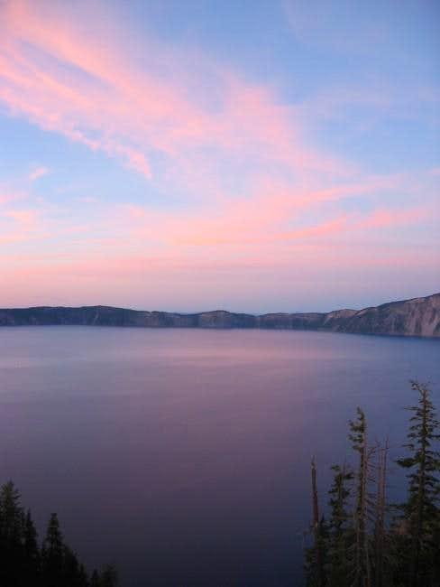 Crater Lake (former Mt....