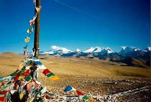 Tong La Pass, 5120 m
