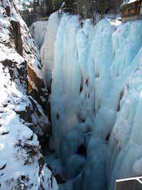 Ouary Ice Park