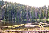 Nut Basin Lake