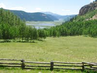 From N of Creede