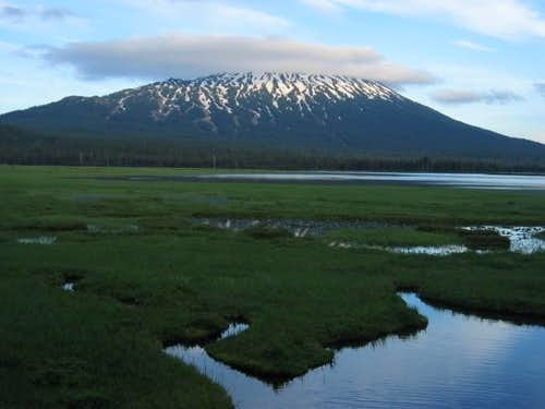 Mount Bachelor- 2 July, 2004