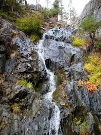 Seiad Creek Falls