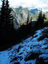 Three Fingers Trail View