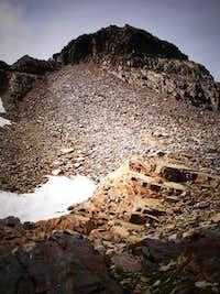 Gothic Peak Talus/Scree field