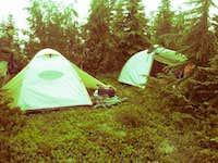 Camping at 2nd Meadows...