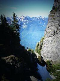 Above Stujack Pass