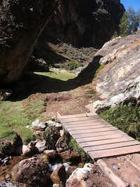 Second small bridge