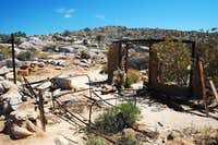 The Marshall South Ruins