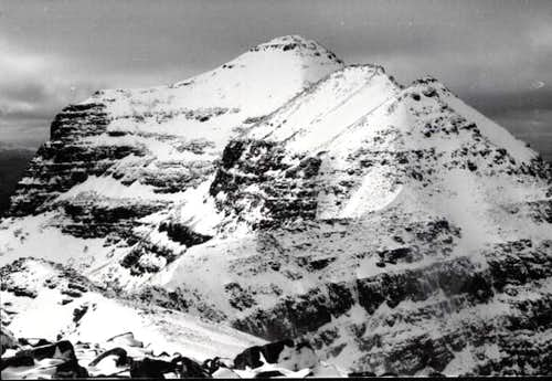 Up on Liathach looking at...