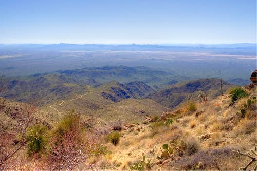 Harquahala Mountain