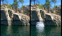 Water Bouldering