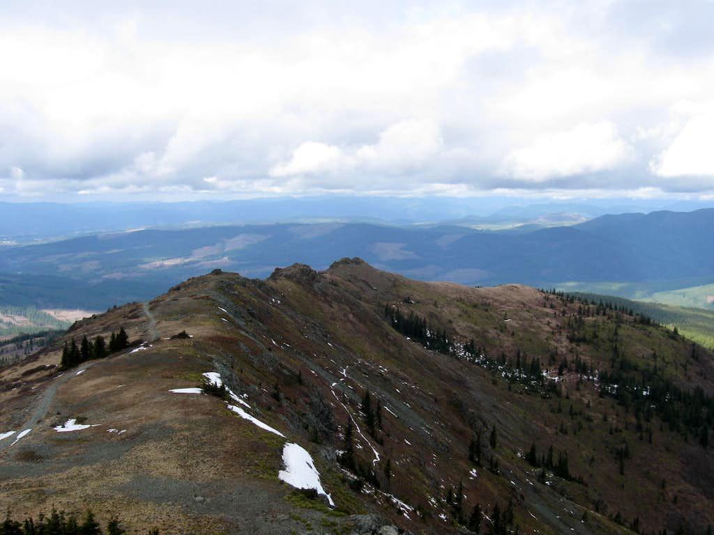 Ed's Trail North view
