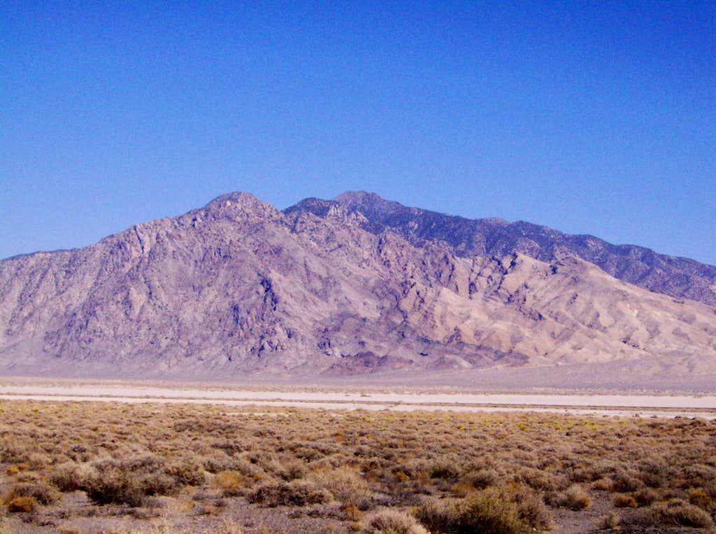 Lone Mountain  (Esmeralda County, Nevada)