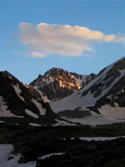 June 25, 2004 Siah Sang Peak...