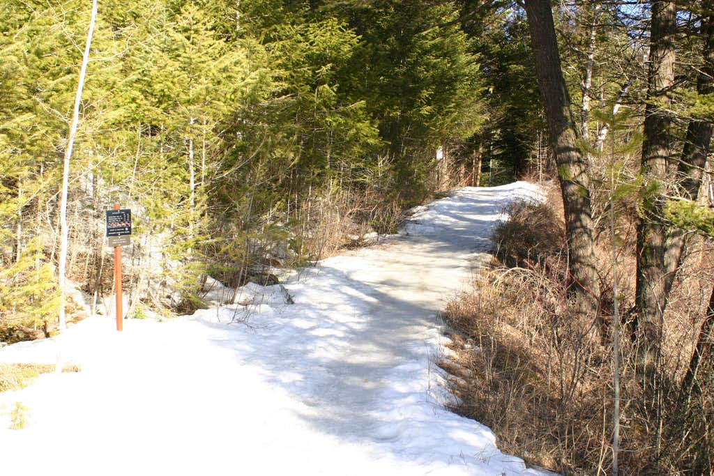 Southern Boundary Trail begins