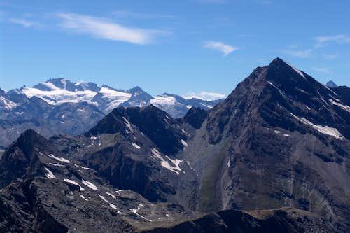 Tersiva from Mount Glacier