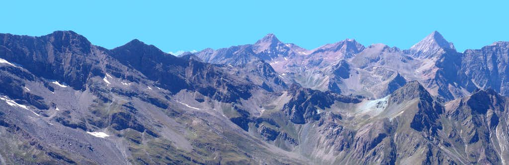 Emilius Mountain Chain