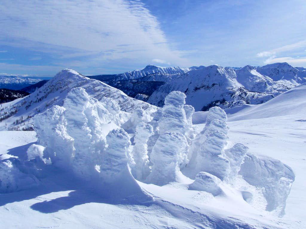 Ice Pillars