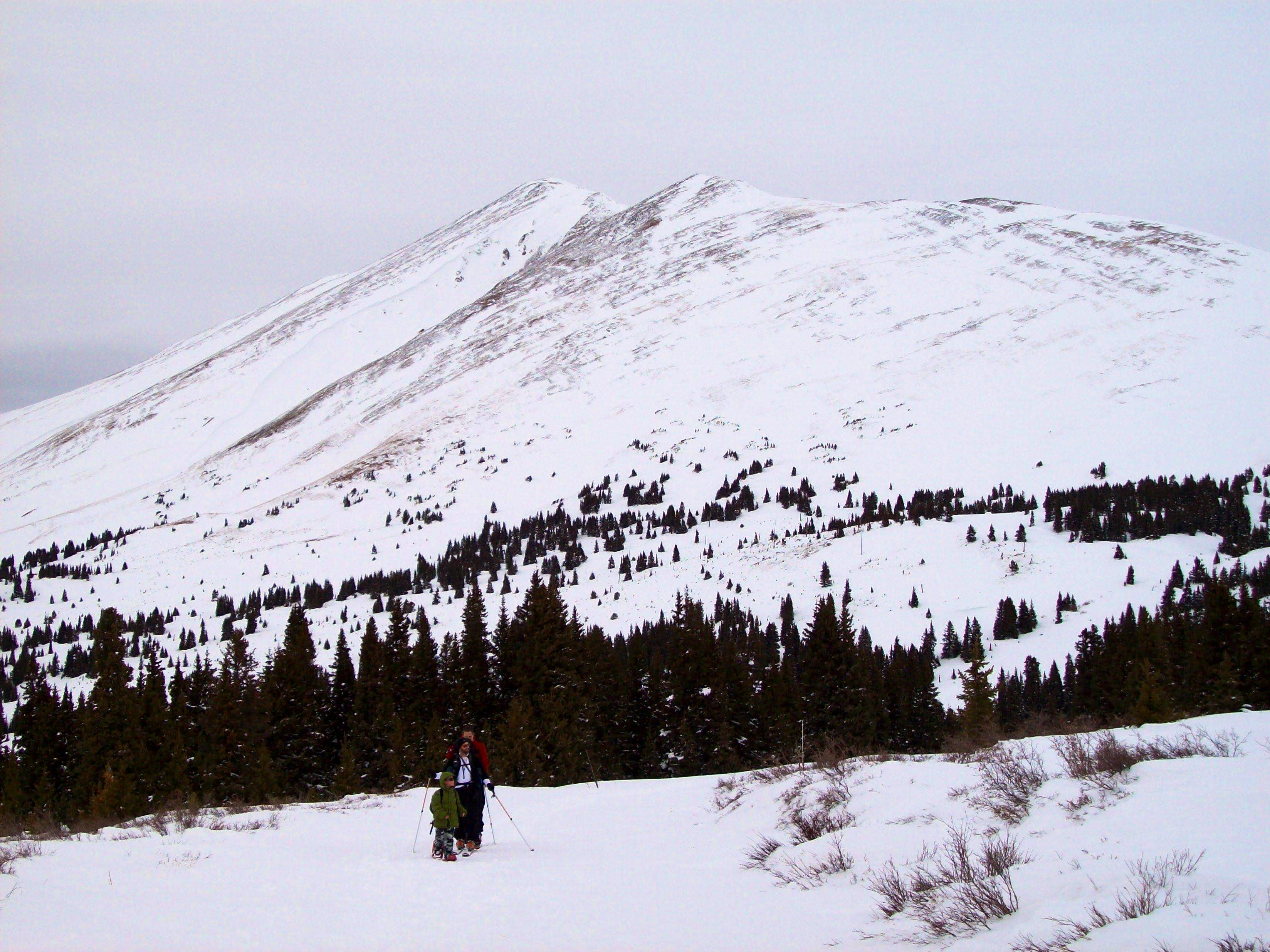 Photo Trip Report:  Boreas Pass/Section House February 27-28 2010