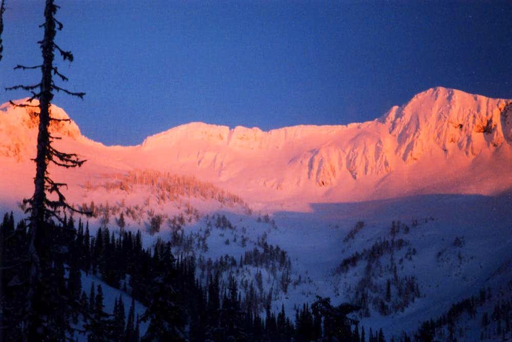 Ymir Mountain