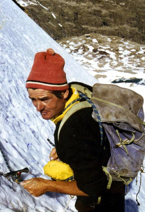 Ciarforon North Face & Normal Routes Old