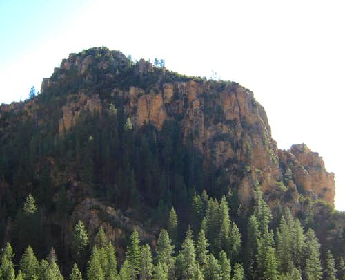 Dry Creek Butte