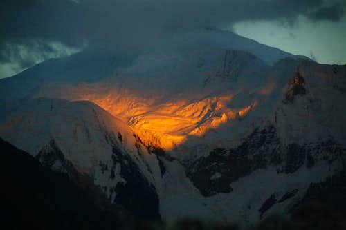 Baltoro Kangri (7312-M), Karakoram, Pakistan