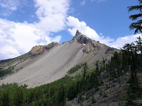 Mount Thielsen Full
