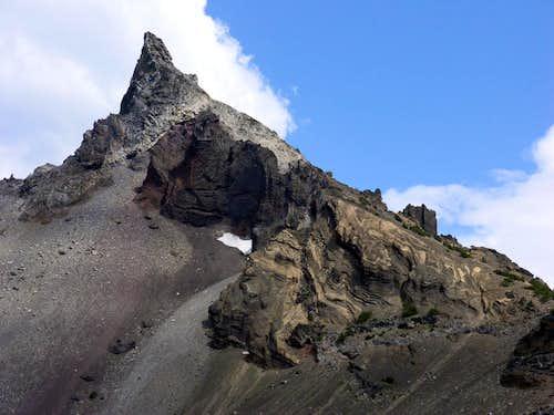 Mt Thielsen Upper