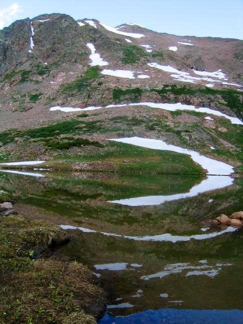 Grand Traverse Peak...