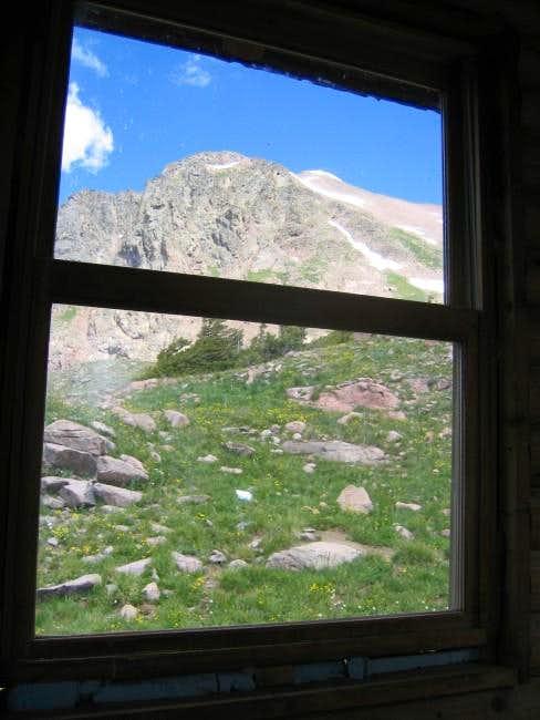 Grand Traverse Peak as seen...
