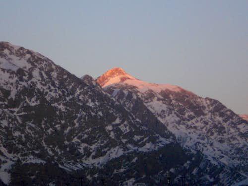Kel-e-kharman 4180m
