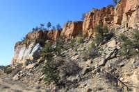 Narrows Rim Trail, NM