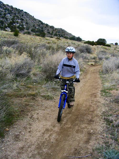 and more mountain biking...