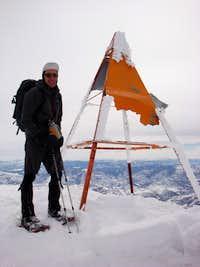 The Triangulation Structure on Spanish Fork Peak