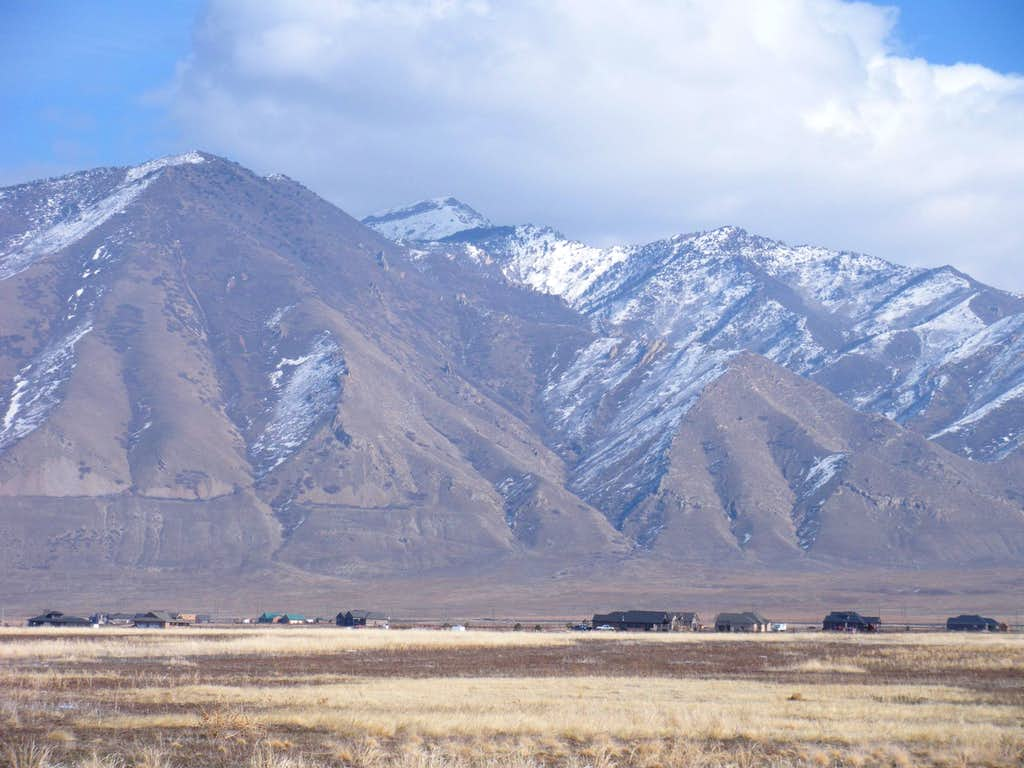 Nelson Peak