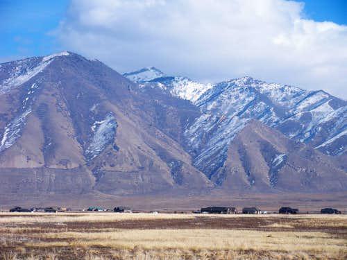Nelson Peak (UT)