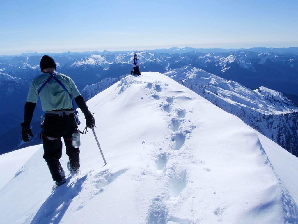 Eldorado Summit 8876 Feet